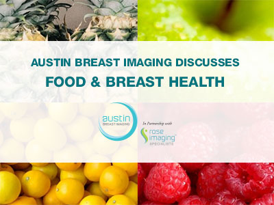 Food and breast health blog
